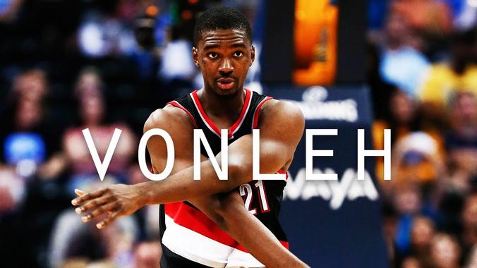 Noah Vonleh: 2015-2016 Season Highlights - YouTube