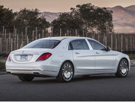 Download Mercedes Maybach S600 Hd Wallpapers Free Download