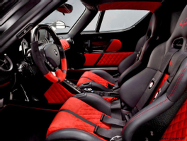 Download Automotivegeneral Gemballa Mig U1 Ferrari Enzo Interior