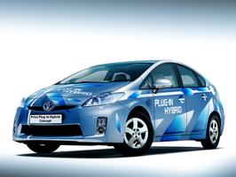 Download Toyota Prius Hybrit Car Hd Wallpapers