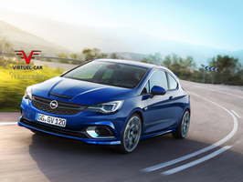 Download Vauxhall Astra 2017 Hd Wallpapers