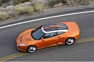 Download Spyker C8 Aileron Hd Photos