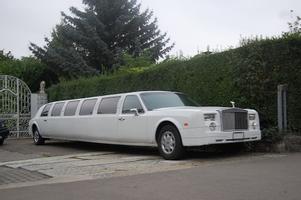 Download Rolls Royce Phantom Limousine 36 Car Hd Wallpaper