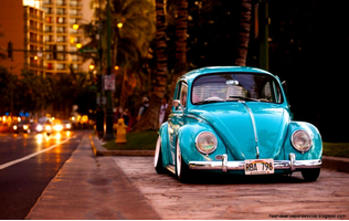 Download Vw Volkswagen Beetle Bug Hd Wallpaper