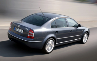 Download Skoda Superb 2006 Wallpapers And Hd Images Car Pixel