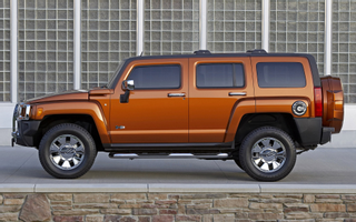 Download Hummer H3x 2007 Wallpapers And Hd Images Car Pixel