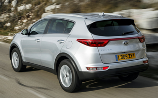 Download Kia Sportage 2016 Uk Wallpapers And Hd Images Car Pixel