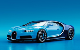 Download 2017 Bugatti Chiron 2 Wallpaper