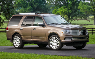 Download Lincoln Navigator 2015 Wallpapers And Hd Images Car Pixel