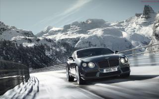 Download Bentley Hd Desktop Wallpaper