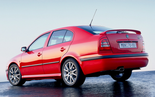 Download Skoda Octavia Rs 2001 Wallpapers And Hd Images Car Pixel