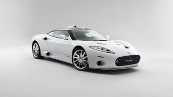 Download 2014 Spyker C8 Aileron Wallpaper