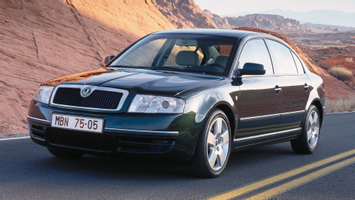 Download Skoda Superb 2001 Wallpapers And Hd Images Car Pixel