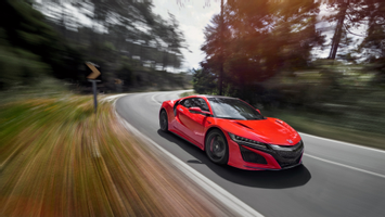 Download 2017 Honda Nsx Wallpaper