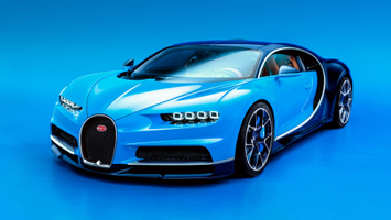 Download 2016 Bugatti Chiron Wallpaper