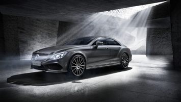 Download 2016 Mercedes Benz Cls Coupe Final Edition Wallpaper