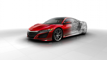 Download 2016 Acura Nsx Wallpaper Hd