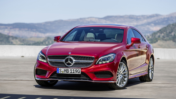 Download 2015 Mercedes Benz Cls Wallpaper