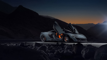 Download Mclaren 675lt Supercar Wallpaper