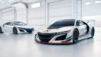 Download Acura Nsx Gt3 Wallpaper