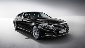 Download 2015 Maybach Mercedes Benz S Class Wallpaper
