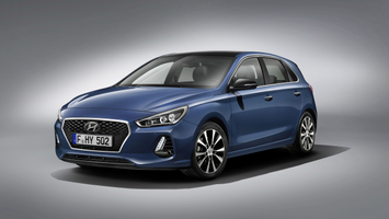 Download 2017 Hyundai New Generation I30 2 Wallpaper