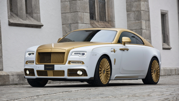 Download Mansory Rolls Royce Wraith Palm Edition 999 Wallpaper