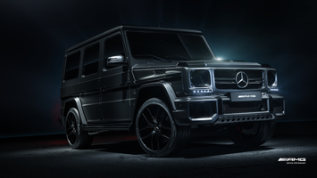 Download Mercedes Benz G 63 Amg Wallpaper
