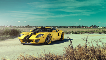 Download Adv1 Ford Gt Wallpaper