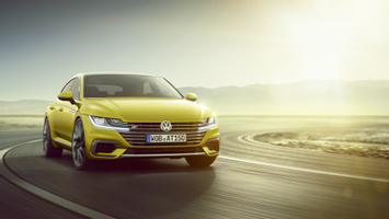 Download 2017 Volkswagen Arteon R Line 4 Wallpaper
