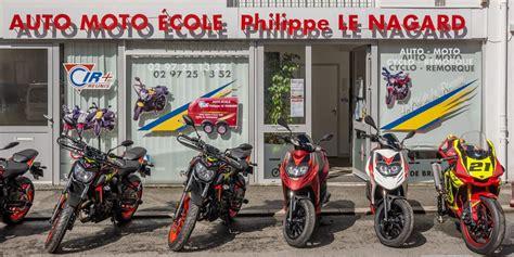 Numero telephone  Auto-Moto Ecole Le Nagard Philippe à Pontivy