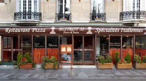 Numero telephone  Bistrot 32 à Paris