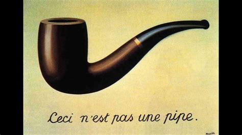 Renè Magritte - Ceci n'est pas une pipe (spiegato ai ...