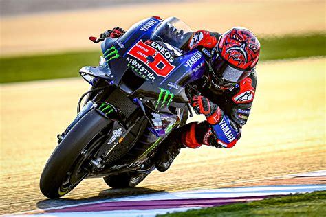 Official MotoGP Test Qatar: Fabio Quartararo het snelst op ...