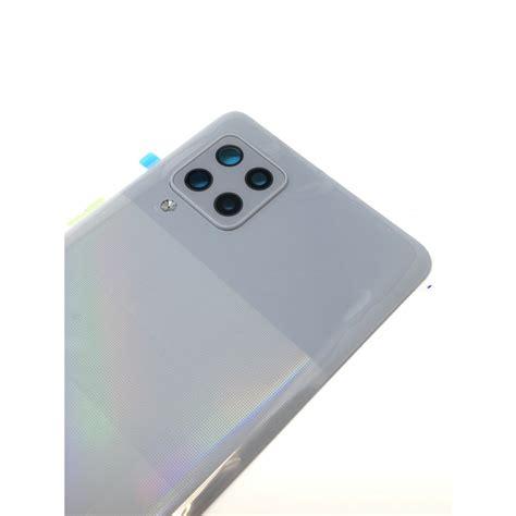 Vitre arrière Samsung Galaxy A42 5G gris