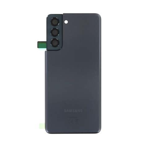Vitre arrière Samsung Galaxy S21 5G gris fantôme