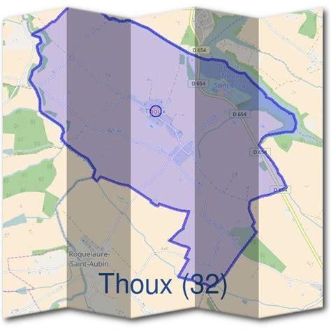 Numero telephone Mairie de Thoux
