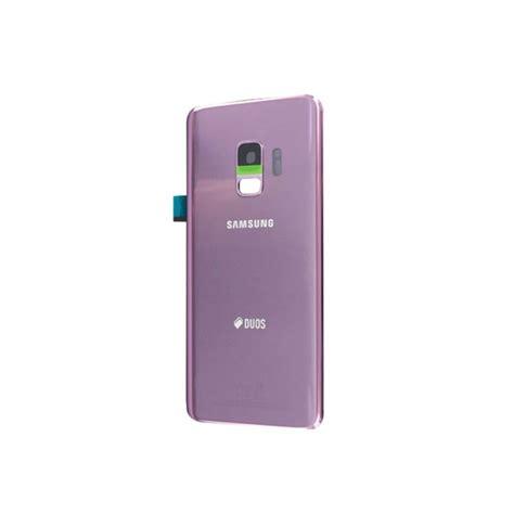 Vitre arrière Samsung Galaxy A52 5G violet