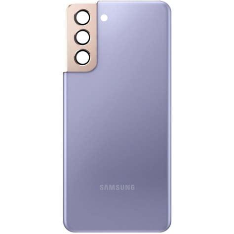 Vitre arrière Samsung Galaxy S21+ 5G fantôme violet