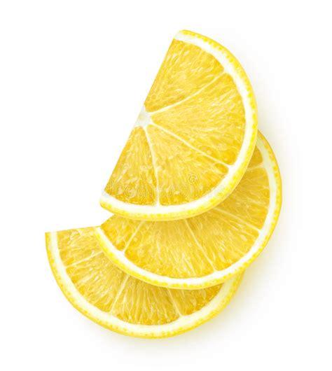 Tranches de citron image stock. Image du ingrédient, sain ...