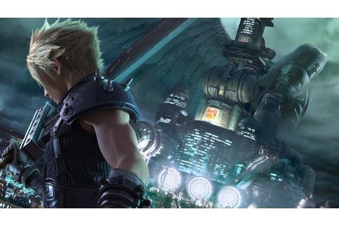 Final Fantasy 7 Remake - Road to E3 2017 - IGN