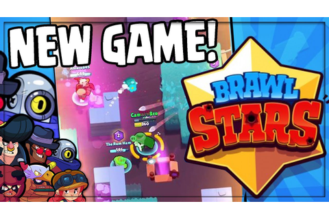 "NEW SUPERCELL GAME! ""BRAWL STARS"" ALL INFO & RELEASE DATE ..."