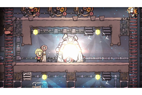 Oxygen Not Included is The Latest Bizarre Adventure From ...