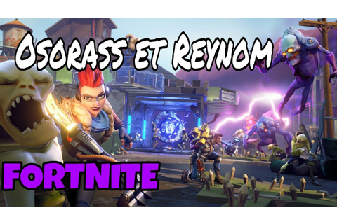 comment sauver le monde (FORTNITE) - YouTube