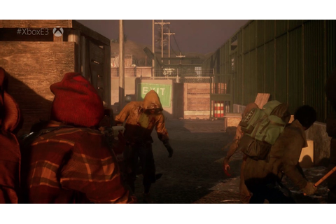 State of Decay 2 brings more zombies to Xbox One | GamesBeat