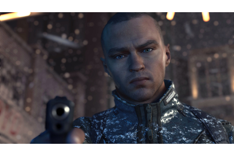 Quantic Dream's Detroit: Become Human aims to succeed ...