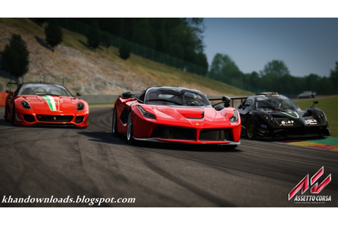 Assetto Corsa Full Version PC Game Download | Games ...