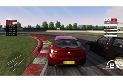 Assetto Corsa PS4 Gameplay - YouTube