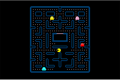 Pacman Game Images - Wallpaperall