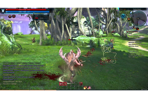 TERA:Rising Online Free to Play First Look HD Gameplay (PC ...